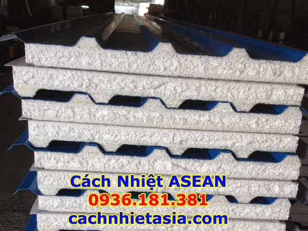 Panel EPS Cách nhiệt (Sandwich Panel EPS)